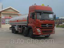 江特牌JDF5310GYYDFL4型运油车