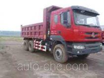 Jidong Julong JDL3250LZ dump truck