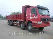 Jidong Julong JDL3310ZZ dump truck