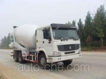 Jidong Julong JDL5250GJBZZ concrete mixer truck
