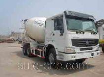 Jidong Julong JDL5251GJBZZ43N concrete mixer truck