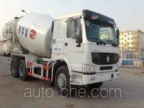 冀东巨龙牌JDL5252GJBZZ38D型混凝土搅拌运输车