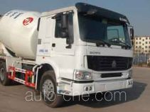 Jidong Julong JDL5253GJBZZ40D concrete mixer truck