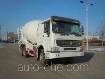 冀东巨龙牌JDL5254GJBZZ43D型混凝土搅拌运输车
