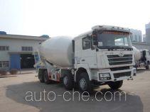 Jidong Julong JDL5310GJBSX34 concrete mixer truck