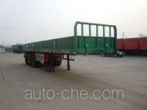Jidong Julong JDL9401 dropside trailer