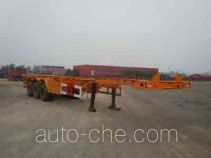 Jidong Julong JDL9401TJZ container transport trailer