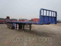 Jidong Julong JDL9401TPB flatbed trailer