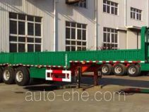 Jidong Julong JDL9402 dropside trailer