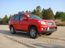Haidun JDX5030XXFQC15 специальный пожарный автомобиль