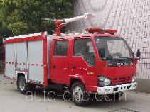 Haidun JDX5070GXFPM20 foam fire engine