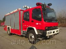 Jinshengdun JDX5130TXFJY98 fire rescue vehicle