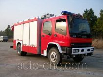 Haidun JDX5130TXFJY98W fire rescue vehicle