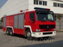Haidun JDX5260GXFPM100S foam fire engine