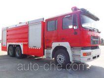 Haidun JDX5270GXFPM120Q foam fire engine
