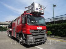 Haidun JDX5280JXFYT30/BG пожарная автолестница