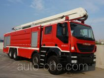 Jinshengdun JDX5390JXFJP25 high lift pump fire engine