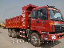 Juntong JF3251A41QU60 dump truck