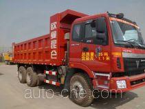 骏通牌JF3251A41QU60型自卸汽车