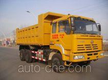 骏通牌JF3250H38QG62型自卸汽车