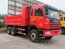 骏通牌JF3250J435QU65型自卸汽车