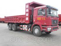 骏通牌JF3255SD46QU73型自卸汽车