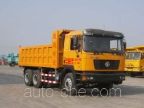 骏通牌JF3255SD62型自卸汽车