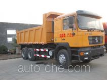 骏通牌JF3256SD38QU58型自卸汽车