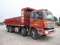 骏通牌JF3310A365QU76型自卸汽车