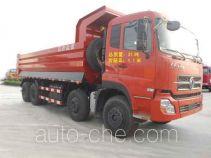 骏通牌JF3310D336QU74型自卸汽车