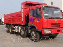 骏通牌JF3310F316QU70型自卸汽车