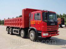 骏通牌JF3310J386QU76型自卸汽车