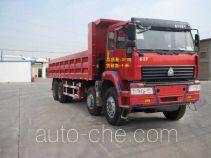 Juntong JF3310Z386QU78 dump truck