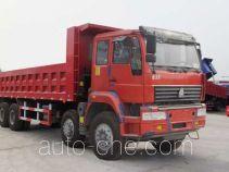 Juntong JF3310Z406QU80 dump truck