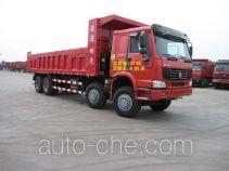 骏通牌JF3310Z466QG88型自卸汽车