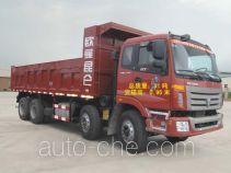 骏通牌JF3311A436QU83型自卸汽车