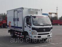 骏通牌JF5040XLC型冷藏车