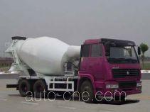 Juntong JF5250GJB concrete mixer truck