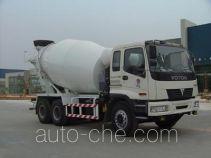 Juntong JF5250GJBB1 concrete mixer truck