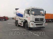 骏通牌JF5250GJBDFLX型混凝土搅拌运输车