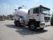 Juntong JF5250GJBSX concrete mixer truck