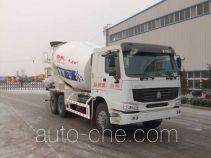 Juntong JF5250GJBZ1 concrete mixer truck