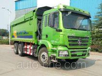 Juntong garbage compactor truck
