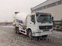 Juntong JF5251GJBZZ concrete mixer truck