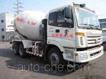 Juntong JF5253GJBBJ concrete mixer truck
