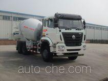 Juntong JF5256GJB324ZJ concrete mixer truck