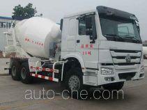 Juntong JF5256GJB404ZZ concrete mixer truck