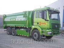 Juntong JF5256TZL slag transport truck