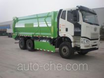 骏通牌JF5256ZLJCA型垃圾转运车