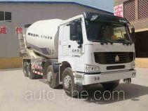Juntong JF5316GJB366ZZ concrete mixer truck